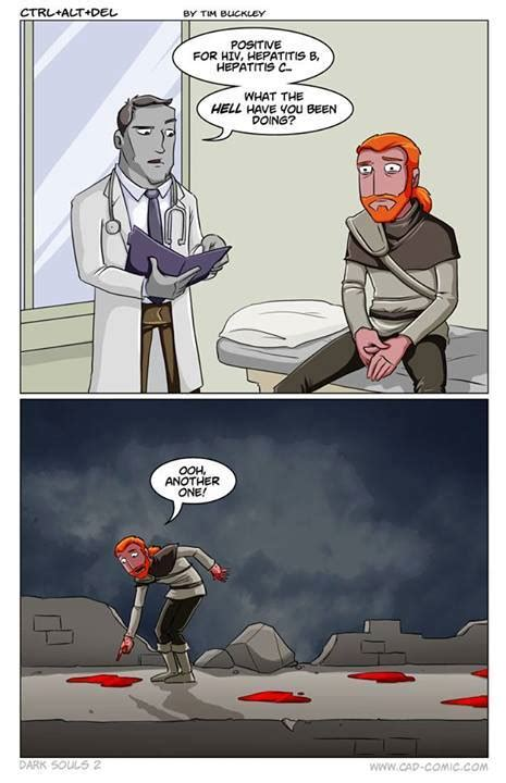50 Memes Only Dark Souls Fans Will Understand - Page 16 of