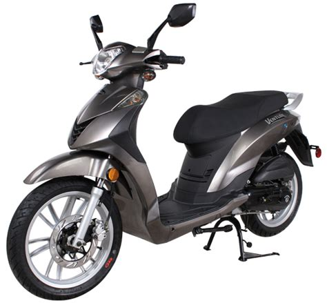 Venture 50cc Scooter | Genuine Scooters