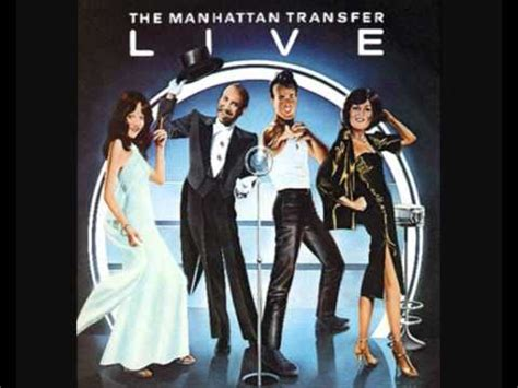 The Manhattan Transfer - Chanson D'Amour - YouTube
