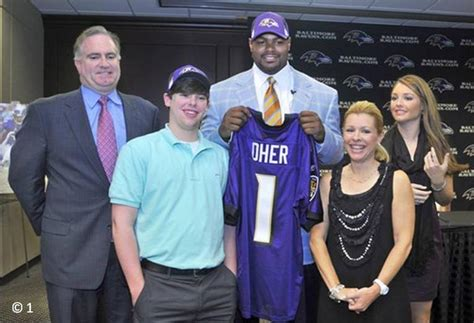 Michael Oher and the family that gave him his