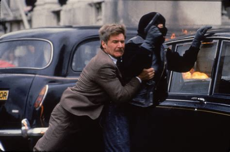 Portrayal of the IRA in Patriot Games (1992) – Ben Smith