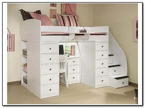 50 best images about Loft bed on Pinterest   Space saving
