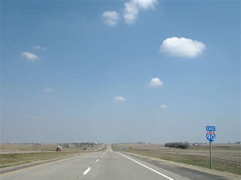Interstate 90 East - Sioux Falls Vicinity - AARoads