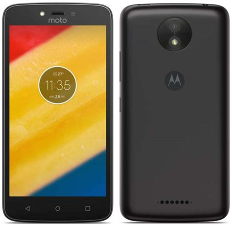 Moto C Plus - Price, Features, Availability and Specifications