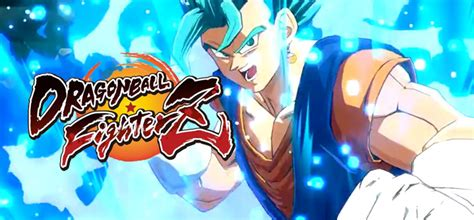 Dragon Ball FighterZ: Vegito SSGSS unexpected character