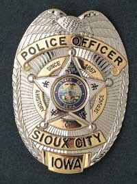 Police department unveils new badges | News