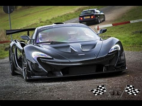 McLaren P1 LM On The Nordschleife - YouTube
