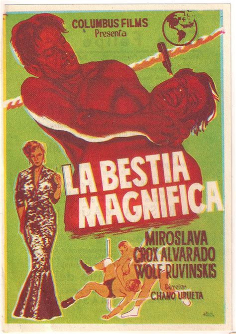 bunchojunk: Mexican Movie Posters