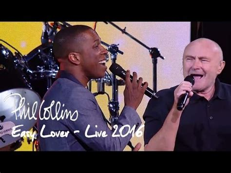 Phil Collins - Easy Lover featuring Leslie Odom Jr