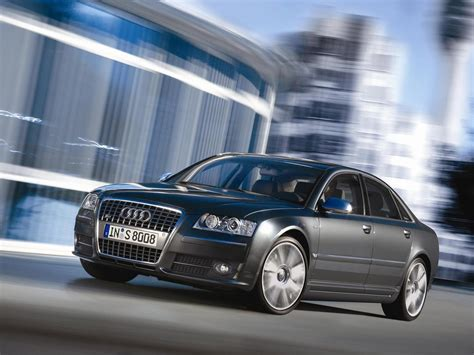 2007 Audi S8 Review - Top Speed