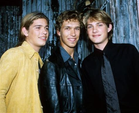 Hanson Then - 90s Stars: Where Are They Now? - Heart