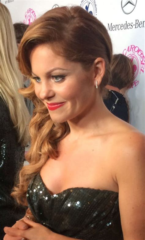 Candace Cameron Bure's New Red Hair and Bryce Dallas