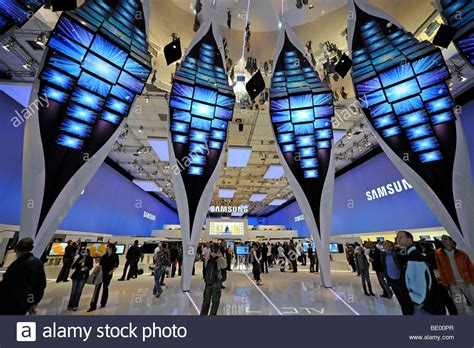 Exhibition hall of Samsung at the IFA Internationale