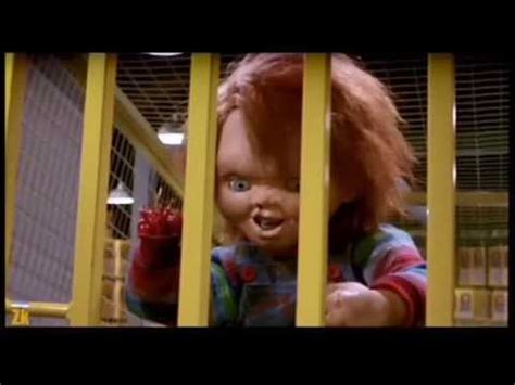 Chucky has a Knife for a Hand Child's Play 2 - YouTube