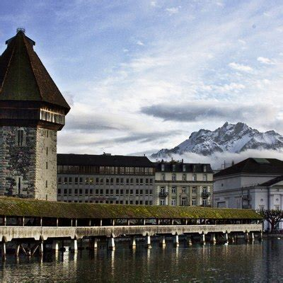 Famous Historical Places in Lucerne, Switzerland | USA Today