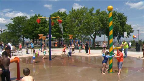 Spray Parks open throughout Pittsburgh