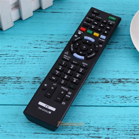 Replacement Remote Control for SONY TV RM-ED050 RM-ED052