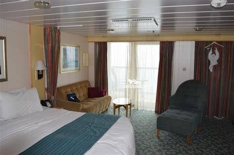 Liberty of the Seas Junior Suite Stateroom
