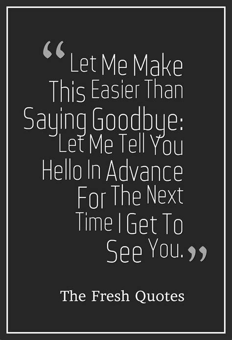 Goodbye Quotes – QuotesTa