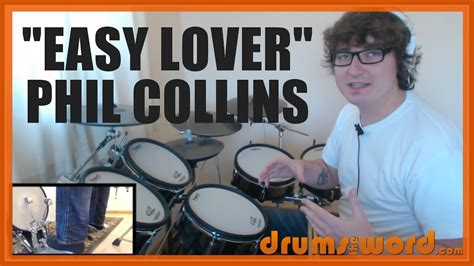 Easy Lover (Phil Collins) ★ Drum Lesson PREVIEW | How To