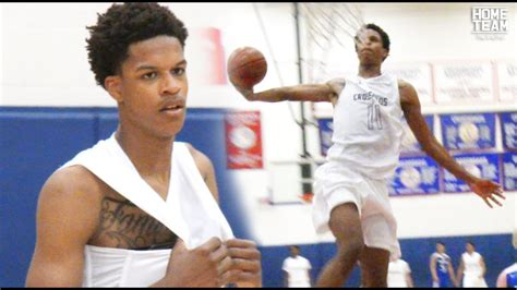 Shareef O'Neal Leads 2nd Round State Playoff Win - YouTube