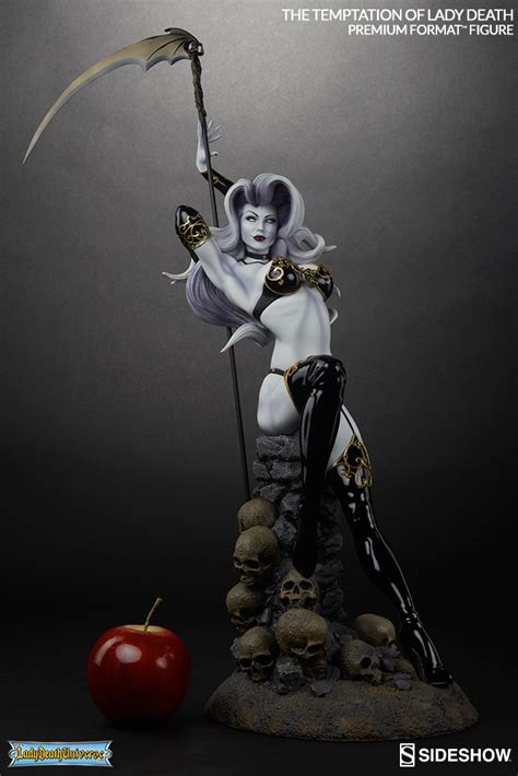 Lady Death Premium Format Figure – Final Production
