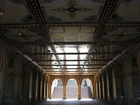 Photo entry: Bethesda Terrace Stairs