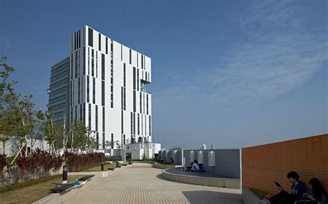Academic 3, City University of Hong Kong - Architizer