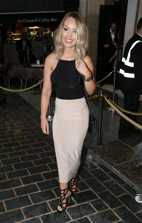 KATIE PIPER at London Lifestyle Awards Announcement Party