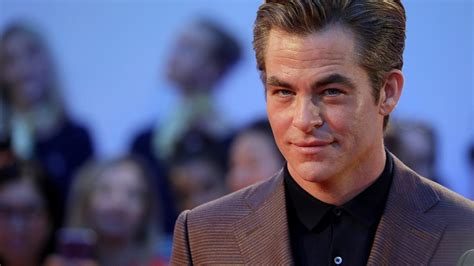 Chris Pine Says Attention on Full-Frontal Scene in New