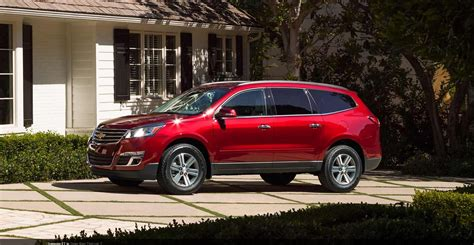 2017 Chevrolet Traverse Overview - The News Wheel