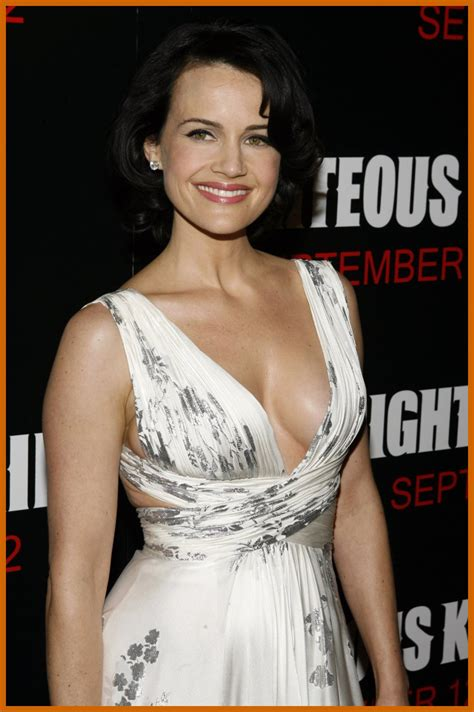 Carla Gugino Hot Pictures - Unusual Attractions