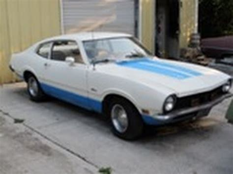 1972 Ford Maverick Olympic Sprint Special - YouTube