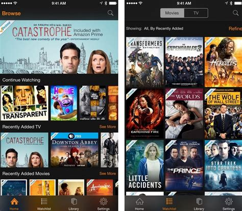 Amazon Prime Video Introduces Offline Viewing for iPhone