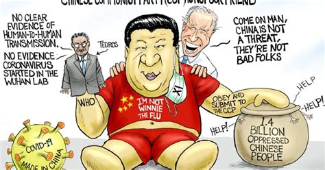 Cartoon of the Day: Made in China - Liberty Unyielding