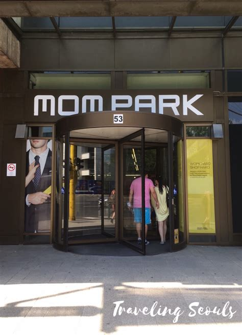 MOM Park Mall in Budapest, Hungary - Traveling Seouls