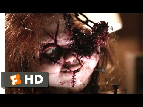 Chucky/Childs Play animated short (non age restricted