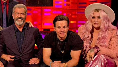 Viewers outraged after Mel Gibson and Kesha appear on The