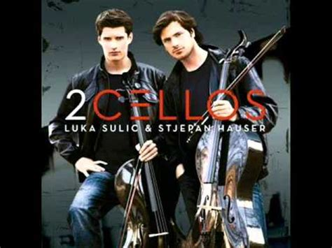 2Cellos - With Or Without You (U2) - YouTube