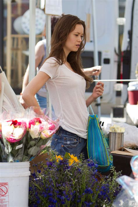 Summer Glau - Shopping-25 | GotCeleb