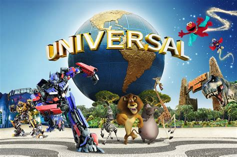 Universal Studio Singapore - Discount price @ Goticket