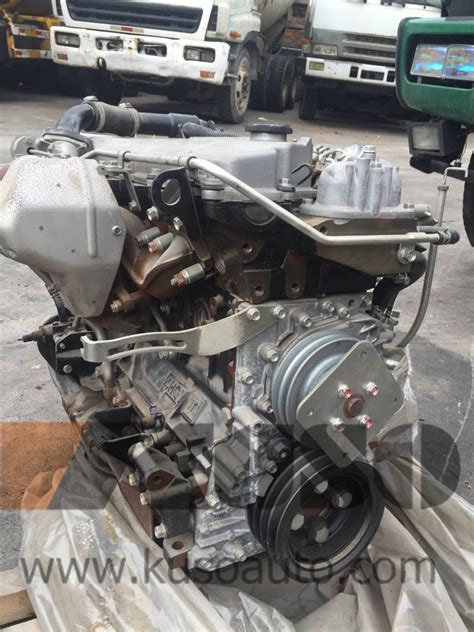 J08e Engine Used Transmission Gearbox Assy For Hino 500