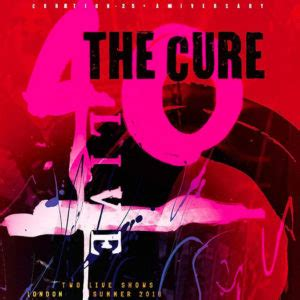 The Cure - Curaetion 25 + Anniversary (Live-DVD/Blu-Ray/CD