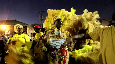 New Orleans - Super Sunday - Mardi Gras Indians - Part Two