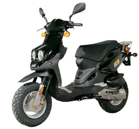 Roughhouse 50cc Scooter | Genuine Scooters