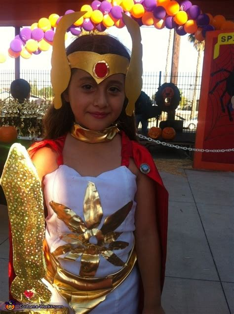 She-Ra Costume | No-Sew DIY Costumes