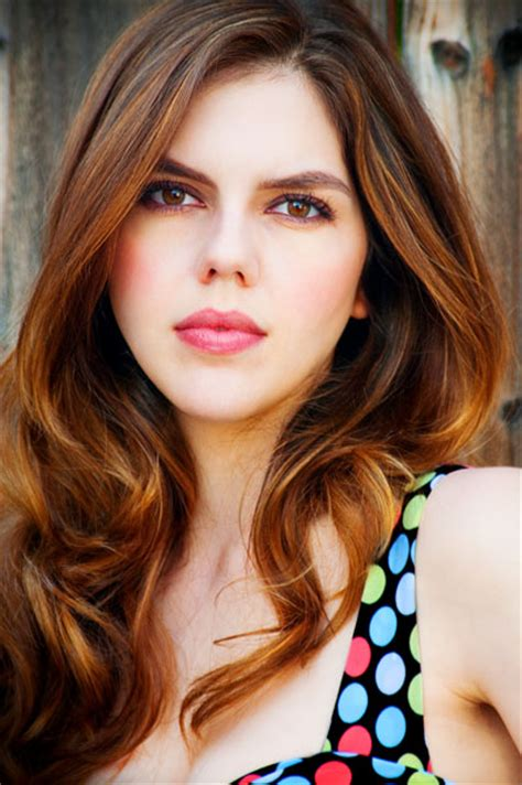 Juliet Sorci - Actress Based in Los Angeles California