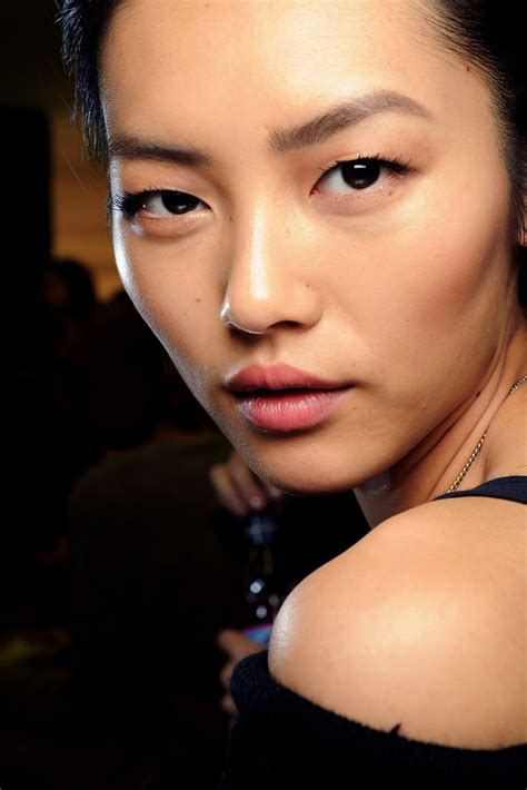 CITIZEN CHIC: Backstage Beauties: Liu Wen Edition