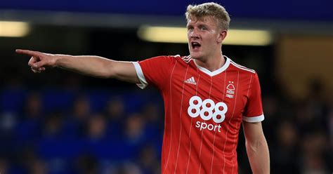 'Joe Worrall can go as far as he wants - it's great to see