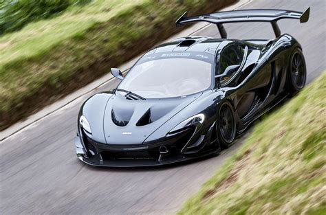 Extreme road-legal McLaren P1 LM makes debut at Goodwood